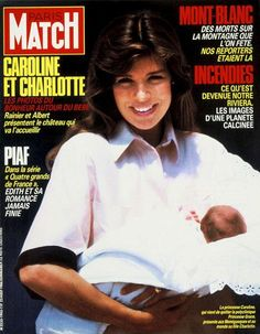 Twitter / ParisMatch: #royalbaby 22 août 1986 Caroline et Charlotte...