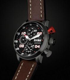 Poljot Aviator Professional Edition Chronograph - 44 mm diameter. Steel
