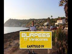 BURPEES 4 -Nivel IV PRO - 17 variaciones. Niveles Comandante y Coronel.