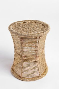 Marketplace Woven Table  #UrbanOutfitters