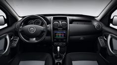 Interior Dacia Duster EDC