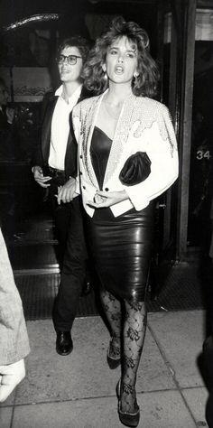 1986 Melissa Gilbert & Rob Lowe