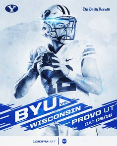 """Check out this @Behance project: """"BYU Football Gameday Graphics"""" https://www.behance.net/gallery/57466259/BYU-Football-Gameday-Graphics"""