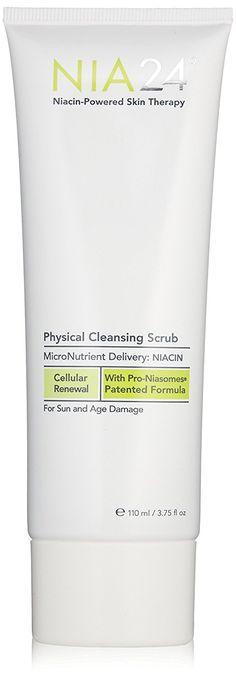 Nia 24 Physical Cleansing Scrub, 3.75 fl. oz. $38.00 #SkinCare #Luxury #Skin #Care @bestbuy9432