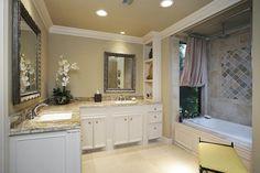 1747 Prairie Mark Ln. Master Bath. Bernstein Realty, Houston Real Estate.