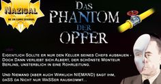 """""""Das Phantom der Opfer"""" // Die Jimi Kannix Erfahrung ### Albert Speer, Musical, Nazical, Parodie, Phantom der Oper, Phantom der Opfer"""