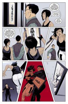 Mirror's Edge: Exordium Issue #1 - Read Mirror's Edge: Exordium Issue #1 comic online in high quality
