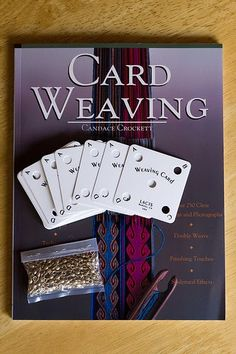 Knit Flix: It's too convenient Inkle Weaving, Inkle Loom, Card Weaving, Weaving Art, Tapestry Weaving, Basket Weaving, Tablet Weaving Patterns, Weaving Textiles, E Book Reader