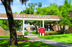 FSU Panama City was founded in 1982 as a full-service regional campus of Florida State University.