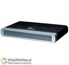 Bramka Voip Grandstream GXW 4108 (8 portów FXO)