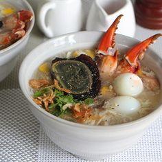 Cách n?u Súp cua th? Vietnamese Cuisine, Vietnamese Recipes, Asian Recipes, Love Food, A Food, Food And Drink, Bento Recipes, Healthy Recipes, Around The World Food