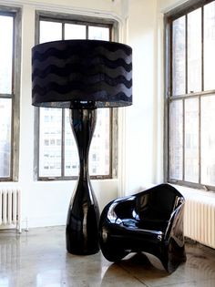 Make a strong style statement with these bold floor lamps by Viso. Designer Filipe Lisboa created the JUJU and Archie lamps with thoughts of function and an eye toward...