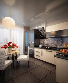 Дизайн кухни. Кухня