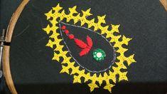 Kutch Work, Superhero Logos, Hand Embroidery, Crafts, Design, Manualidades, Handmade Crafts, Craft