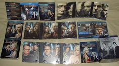 Battlestar Galactica: The Complete Series [Blu-ray] Review