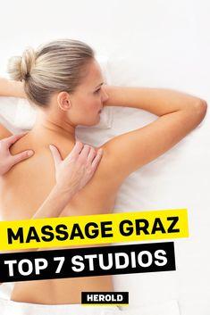 Eine wohltuende Massage verschafft uns nicht nur tiefe Entspannung, sondern auch Linderung bei chronischen Schmerzen.  Deshalb haben wir für dich die 7 besten Massagestudios in Graz gefunden. #graz Graz, Chronic Pain, Tips