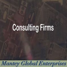 Meaning Of Challenge, Consulting Firms