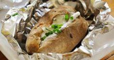 Печеная картошка в мультиварке - http://effektivniedieti.ru/pechenaya-kartoshka-v-multivarke/