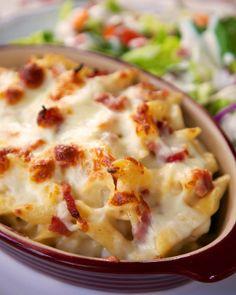 Cafe Mac & Cheese | Plain Chicken