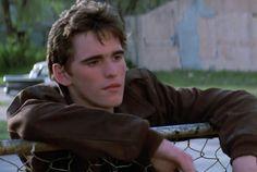 Matt Dillon as Dallas Winston in The Outsiders (1983)