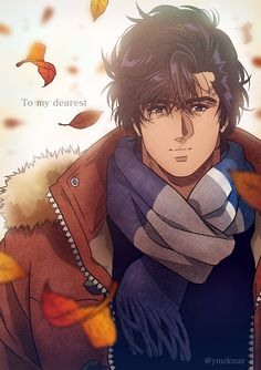 Cool Anime Guys, Anime Love, Manga Art, Manga Anime, City ​​hunter, Nicky Larson, Film Anime, Hunter Anime, Disney Cartoons