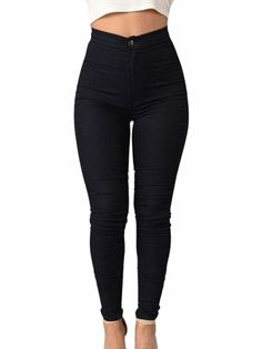 🧦🤯🙂😵🌂👡☺️💼😁🌂👙🥿 Sexy Jeans, Casual Jeans, Jeans Pants, Leggings Are Not Pants, Skinny Jeans, Skinny Waist, Women's Casual, Denim Jeans, Cheap Plus Size Lingerie
