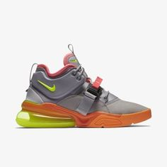 367a7c07e4c The Nike Air Force 270 is new lifestyle shoe that blends design elements of  the Air Force 180 basketball shoe from 1992 with modern cues.