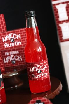 Wreck it Ralph / Sugar Rush Birthday Party