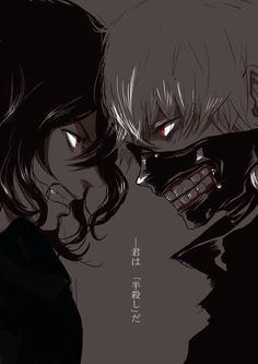 Ayato & Kaneki | Tokyo Ghoul
