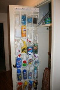 29 Hanging Shoe Rack Ideas For Cleaning Supplies Shoe Rack Closet, Closet Storage, Shoe Racks, Cleaning Supply Storage, Cleaning Supplies, Cleaning Closet, Home Organization Hacks, Closet Organization, Organizing