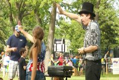 Kid's Cherry Town Fun Night During National Cherry Festival - Northern Michigan's News Leader