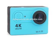 HD 720P Helmet Waterproof 720P HD Sports Action Video Camera 2.0 inch LCD Screen 4K Action Camera 4K Camcorder