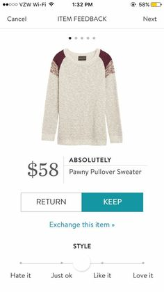 Absolutely Pawny Pullover Sweater
