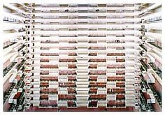 Atlanta, 1996  C-print  74 x 102 1/2 inches; 188 x 259 cm