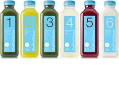 A DIY version of the BPC cleanse--the person made the recipes after analyzing the juices. There are shopping lists and instructions. SO AWESOME!