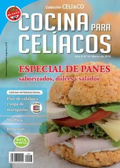"""Find magazines, catalogs and publications about """"cocina vegetariana"""", and discover more great content on issuu. Gluten Free Recipes, Healthy Recipes, Lactose Free, Fodmap, Free Food, Food And Drink, Low Carb, Cooking Recipes, Yummy Food"""