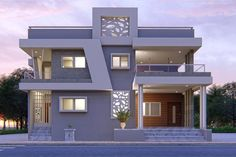 This Three Bedroom Bungalow House Design is 140 square meters in total floor area. Design to be single detached, it can be Single Floor House Design, House Front Design, Small House Design, Best Modern House Design, Village House Design, Kerala House Design, 2 Storey House Design, Bungalow House Design, Modern Exterior House Designs