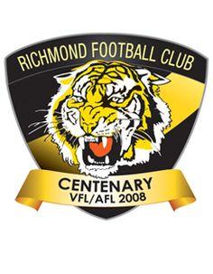 The proposed new Richmond logo. Richmond Afl, Richmond Football Club, Tiger Logo, Tiger Art, Work Gloves, Goalkeeper, Tigers, Logos, Football Stuff