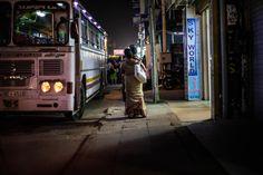 Bus stop by Dmitri Yakovlev on 500px