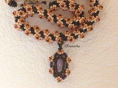 Pattern bijoux: Collana Rozmarika
