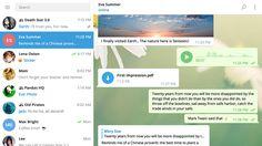 Telegram Desktop 1.0: inizi un messaggio dal telefono, lo completi sul computer http://www.sapereweb.it/telegram-desktop-1-0-inizi-un-messaggio-dal-telefono-lo-completi-sul-computer/        Telegram Desktop 1.0 Telegram era già disponibile nella sua versione per computer dal 2013, ma adesso il servizio di messaggistica lancia a gran voce la versione 1.0 dell'app perWindows, Mac, e Linux:Telegram Desktop. I temi dell'app sono personalizzabili e chiunque ne può crea