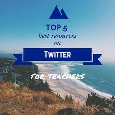 5 ways that Twitter can help Teachers