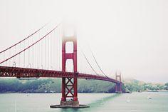 Golden Gate Bridge~  San Francisco, California, USA