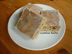 Lunettas Küche: Basler Läckerli