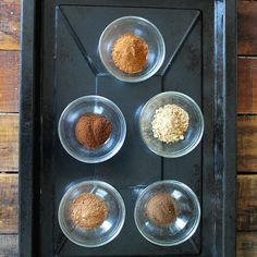 Make your own homemade pumpkin spice blend perfect for coffee, bread, pancakes or anything you want flavored like Fall.