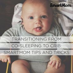 Transitioning from Co-Sleeping to Crib - SmartMom