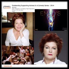 2014 Emmy Nomination - Outstanding Supporting Actress in a Comedy for Orange Is The New Black