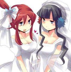 Skyla & Elesa