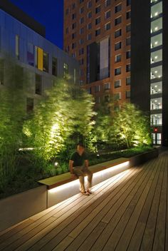 Northeastern University International Village - LED underbench Lighting