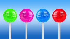 Lollipops Finger Family Rhymes For Children, Spiderman Daddy Finger Song Nursery Rhymes